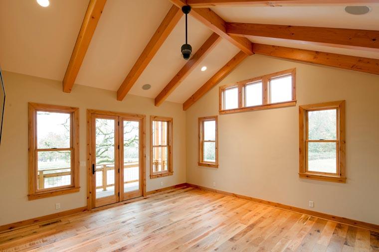 Craftsman European House Plan 60934