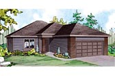Plan Number 60935 - 1392 Square Feet