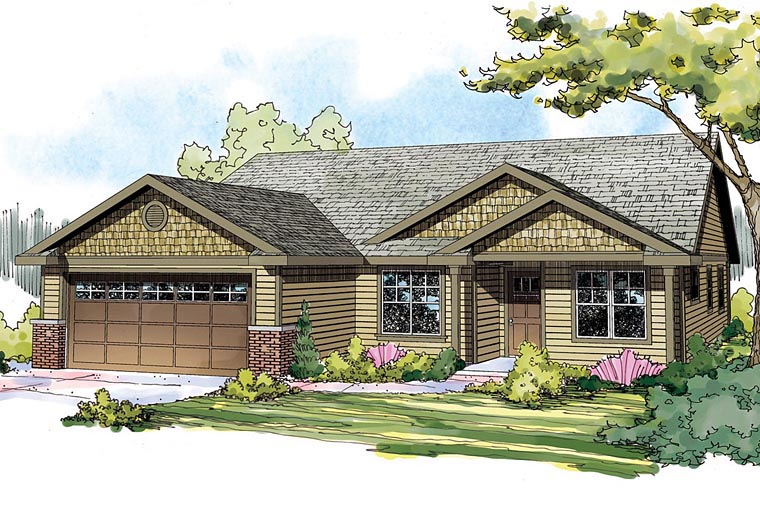 House Plan 60937