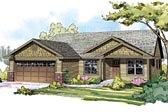 Plan Number 60937 - 1762 Square Feet