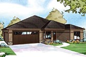 Plan Number 60938 - 2009 Square Feet