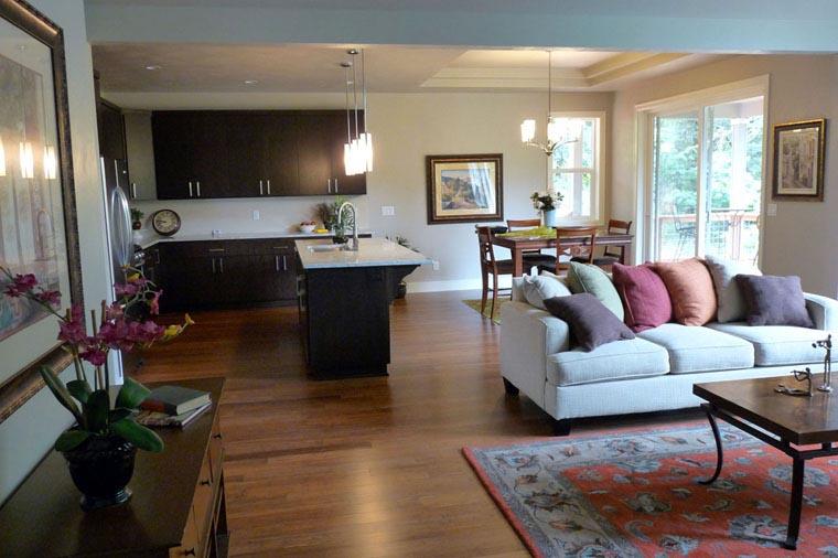 Bungalow Craftsman European Prairie Style House Plan 60940