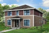 Plan Number 60946 - 2717 Square Feet