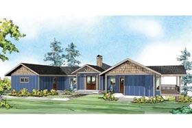 House Plan 60949