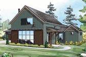 House Plan 60951