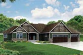 Plan Number 60954 - 2718 Square Feet