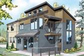 House Plan 60955