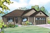 House Plan 60956