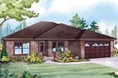 House Plan 60957