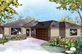 Plan Number 60960 - 1611 Square Feet