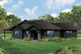 House Plan 60970