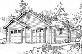 Garage Plan 60971