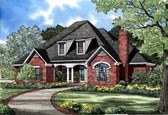 Plan Number 61023 - 3370 Square Feet