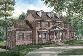 House Plan 61025