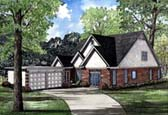 Plan Number 61027 - 3730 Square Feet
