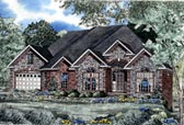 Plan Number 61037 - 1871 Square Feet