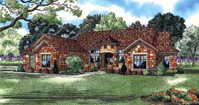 House Plan 61038 Elevation