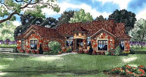 House Plan 61038