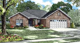 Traditional House Plan 61044 Elevation