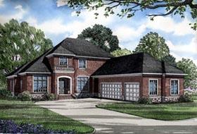 House Plan 61059