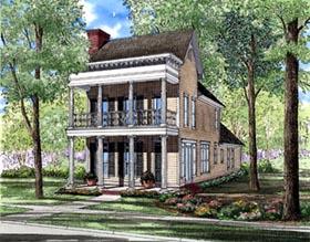 House Plan 61061