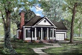 House Plan 61062
