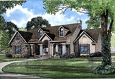 Plan Number 61072 - 2742 Square Feet