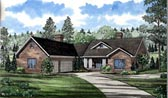 Plan Number 61074 - 2611 Square Feet