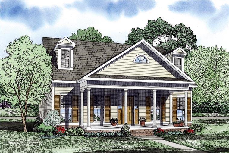House Plan 61075
