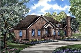 House Plan 61078