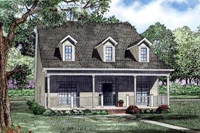 House Plan 61081