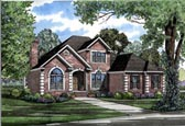 Plan Number 61083 - 2784 Square Feet