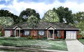 Plan Number 61088 - 1704 Square Feet