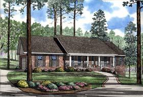 House Plan 61097