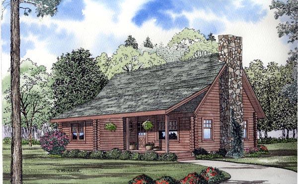 House Plan 61101