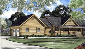 House Plan 61102