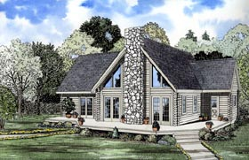 Plan Number 61110 - 2206 Square Feet