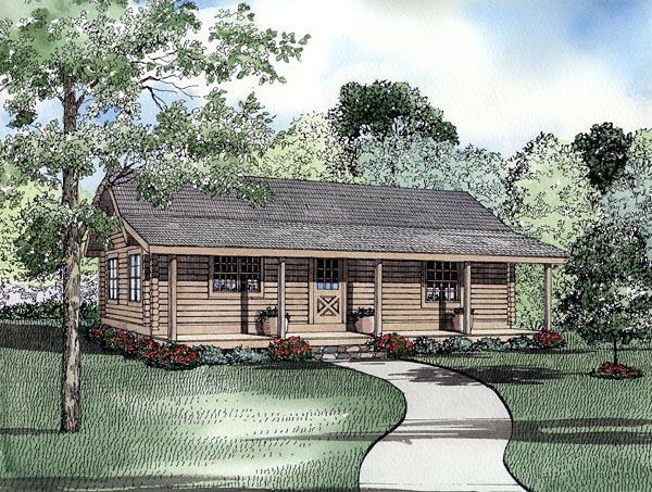 House Plan 61114