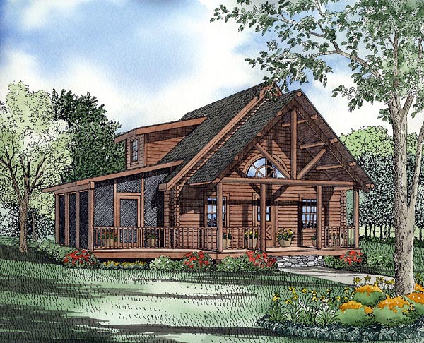 House Plan 61123