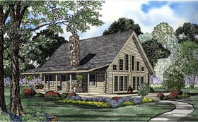 House Plan 61124