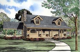 House Plan 61127
