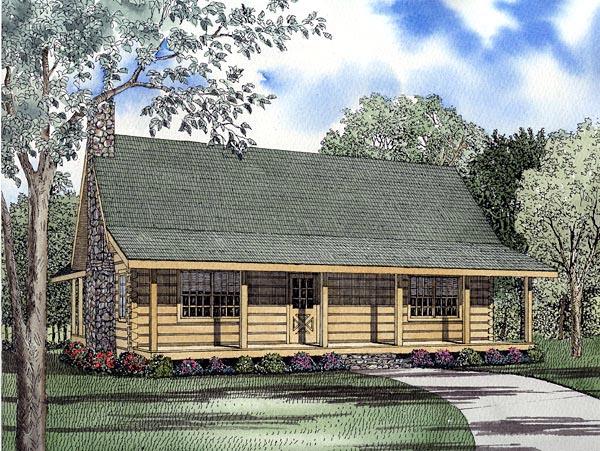 House Plan 61134