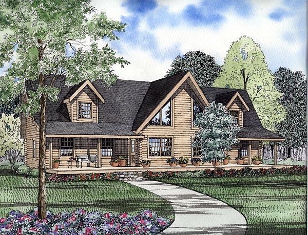 House Plan 61138