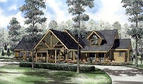 House Plan 61140