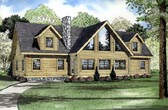 Plan Number 61148 - 3491 Square Feet