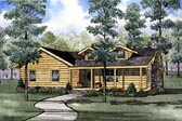 Plan Number 61152 - 1480 Square Feet