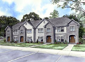 Multi-Family Plan 61158