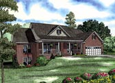 Plan Number 61161 - 2906 Square Feet