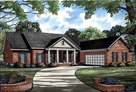 House Plan 61163