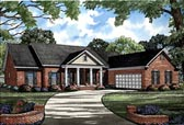 Plan Number 61163 - 2502 Square Feet
